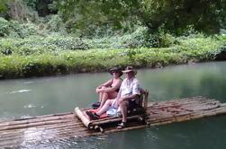 Excursión a la orilla de Falmouth: Dunn's River Falls y Rafting