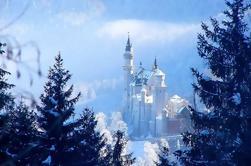 Excursión de un día por la Ruta Romántica al Castillo de Neuschwanstein y Rothenburg desde Munich