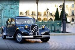Vintage Private Tour: Classic French Citroën Paris