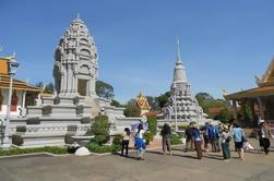 Tour Privado: Tour de la Ciudad de Phnom Penh Medio Día