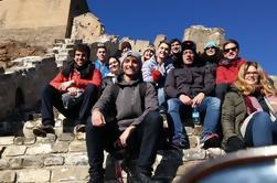 Tour en grupo pequeño: Disfrute de su día en Mutianyu Gran Muralla incluyendo el almuerzo