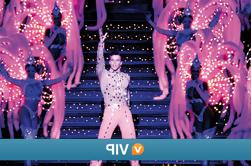 Show de Moulin Rouge: Asientos VIP con Champagne