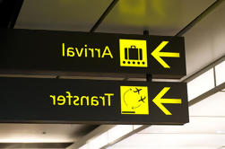 Transferencia de llegada compartida: Aeropuerto de Ciampino a Roma