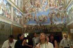 Excursão Vaticano: Museus do Vaticano, Capela Sistina e Basílica de São Pedro