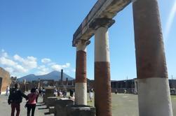 Excursión de todo el día a las ruinas de Pompeya desde Roma