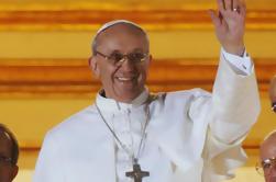 Audiência Papal com o Papa Francisco na Cidade do Vaticano