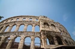 Coliseo, Foro Romano y Colina Palatina Saltar la Línea Tour con Recogida del Hotel