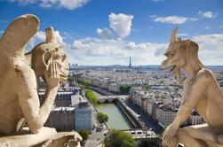 Mejor de París Tour incluyendo almuerzo de la Torre Eiffel