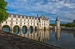 Excursión de un día a un pequeño grupo de castillos del Loira