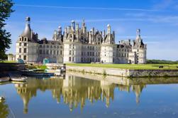 Tour privado: Excursión de un día a los castillos del Loira desde París