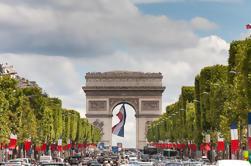 Tour por la ciudad de París con crucero por el Sena