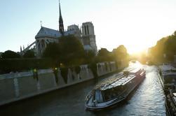 Crucero por la tarde y Moulin Rouge