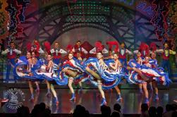 Crucero de una hora por el río Sena y espectáculo del Moulin Rouge