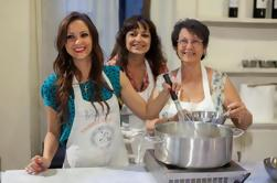 Italian Cooking Class & Market Tour in Florence