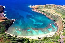 Excursão em helicóptero de Oahu de 45 minutos: Hidden Oahu