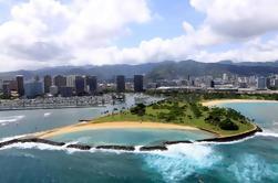 Excursão em helicóptero de 30 minutos em Oahu: Pali Makani