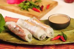 Clase de cocina vietnamita y visita a la ciudad antigua
