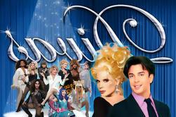 Divas Con Frank Marino en el LINQ