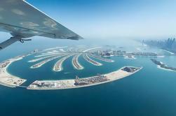 Excursión en hidroavión y crucero por cena de los Bateaux desde Dubai