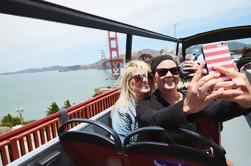 Excursión de ida y vuelta en autobús de San Francisco