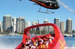 Gold Coast vuelo en helicóptero y paseo en lancha