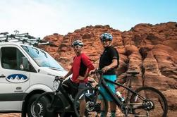 Tour de bicicleta eléctrica de Red Rock Canyon