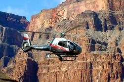 Excursión 6-en-1 del Oeste del Gran Cañón con helicóptero y aterrizaje