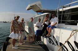 Ballenas y cócteles Crucero al atardecer desde Kawaihae