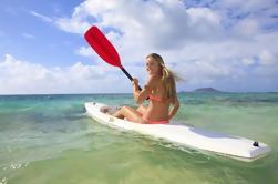 Excursión en kayak por la bahía de Kailua con almuerzo