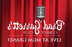 Clube de Comédia de Brad Garrett no MGM Grand Las Vegas