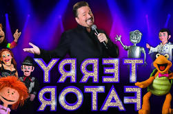 Terry Fator no Mirage Hotel and Casino