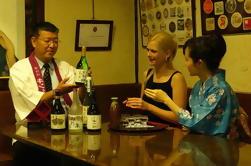 Visita a la fábrica de sake de Kyoto con cata de sake