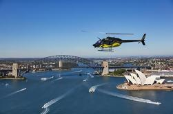 Excursão em helicóptero em Sydney: Super Saver Scenic Flight