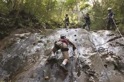 Escalada en Cascada y Zipline Adventure