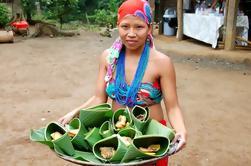 Tour auténtico de la aldea india de Embera