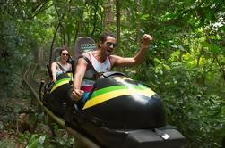 Ocho Rios Shore Excursion: Excursión en Bobsledding en Mystic Mountain