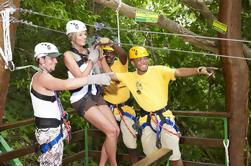 Ocho Rios Shore Excursion: Sky Explorer y Zipline en Mystic Mountain
