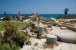 Caesarea, Rosh Hanikra en Acre Day Trip from Tel Aviv