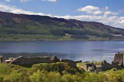 Excursão de um dia a Loch Ness, Glencoe e Loch Laggan
