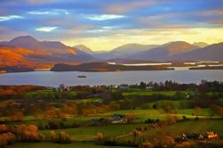 Excursión de un día a Loch Lomond y el Parque Nacional Trossachs con la excursión opcional al Castillo de Stirling desde Edimburgo