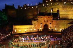 Escócia Highlands Day Trip e Edimburgo Militar Tatuagem