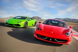 Paquete Exotic Car Driving Experience en Las Vegas