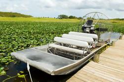 Miami Everglades Airboat Adventure con Biscayne Bay Crucero