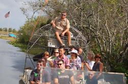 Miami Super Saver: Everglades Airboat Adventure y Miami City Tour