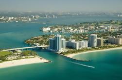Tour en helicóptero en Miami