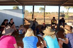 Aborigen Homelands Experiencia de Ayers Rock incluyendo Sunset