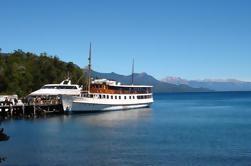 Excursión en barco a la Isla Victoria y al Bosque de Arrayanes