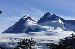 El Monte Tronador y el Glaciar Negro