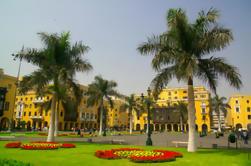 Visita de la ciudad de Lima