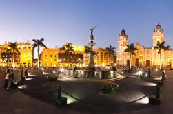 Lima en una excursión de un día: City Sightseeing, Larco Museum